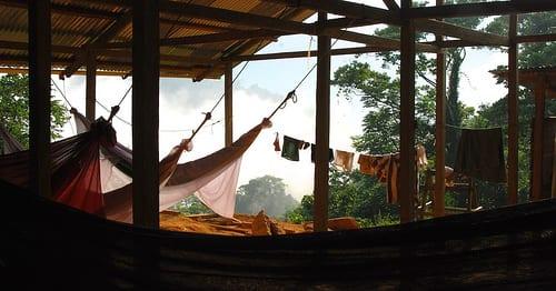 Ultimo giorno nella giungla: visita al laboratorio di cocaina
