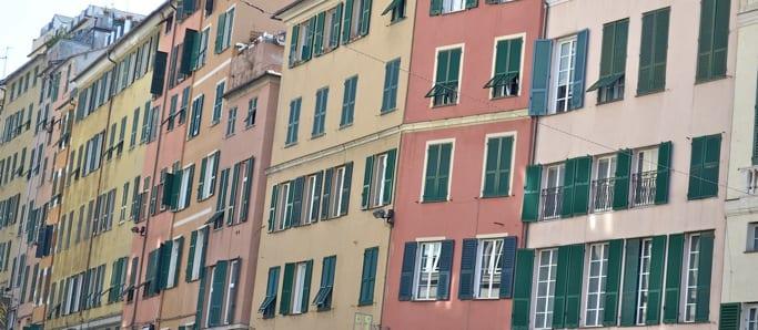 Genova come non l'avete mai vista