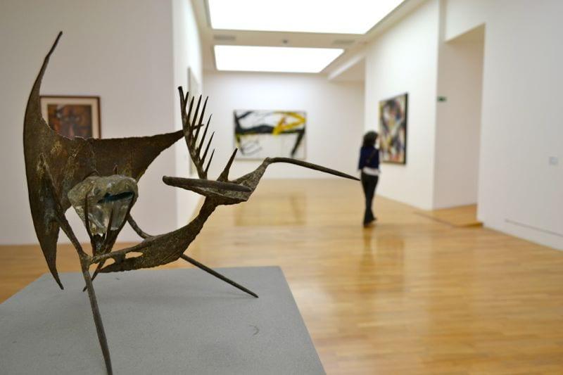 L'arte moderna e contemporanea del Piemonte in foto