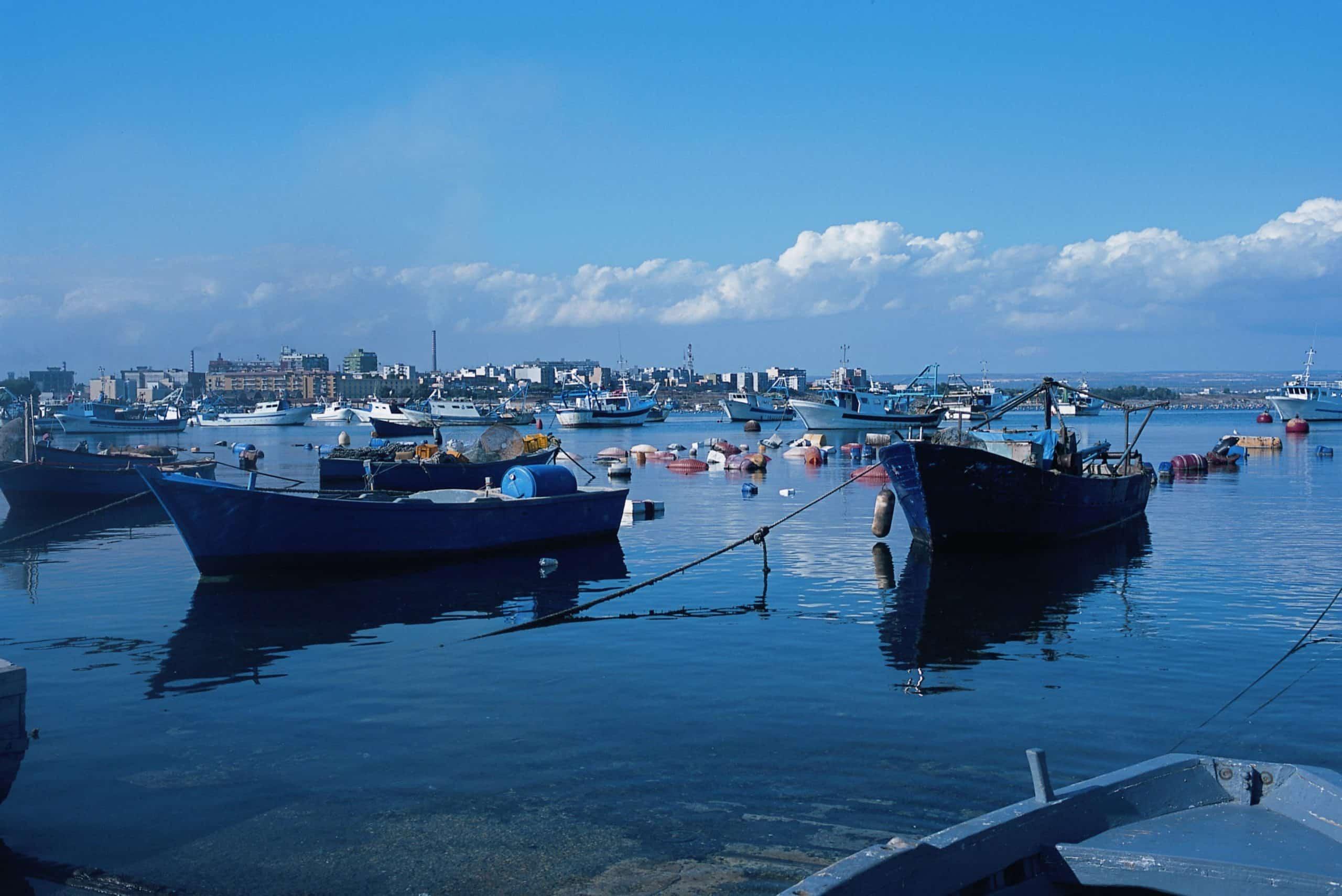 Taranto - Mar Piccolo