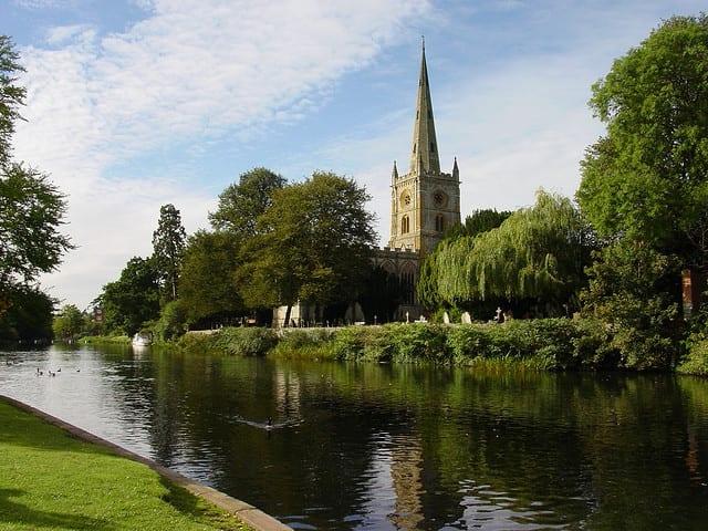 Stratford-upon-Avon, la città natale di William Shakespeare