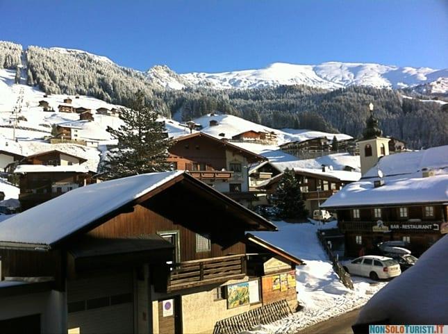 Tux, sport e divertimento sulle alpi austriache