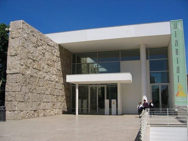 Perle di architettura il museo dell 39 ara pacis a roma for Nuova architettura in inghilterra