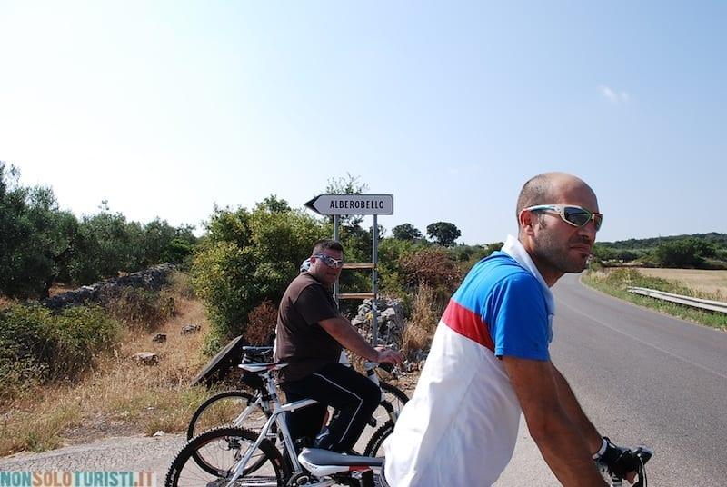 Il percorso del barsento non solo turisti for Roaming inghilterra