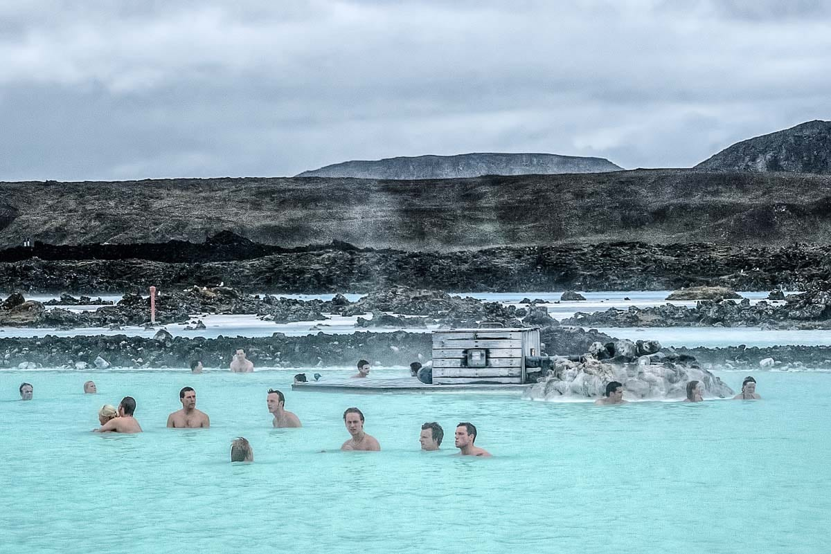 Conosciuto Terme in Islanda: la Laguna Blu di Reykjavik HY56