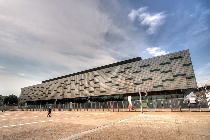 Perle di architettura il palaolimpico di torino for Nuova architettura in inghilterra