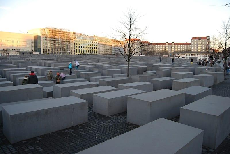 Perle di architettura il memoriale per gli ebrei for Nuova architettura in inghilterra