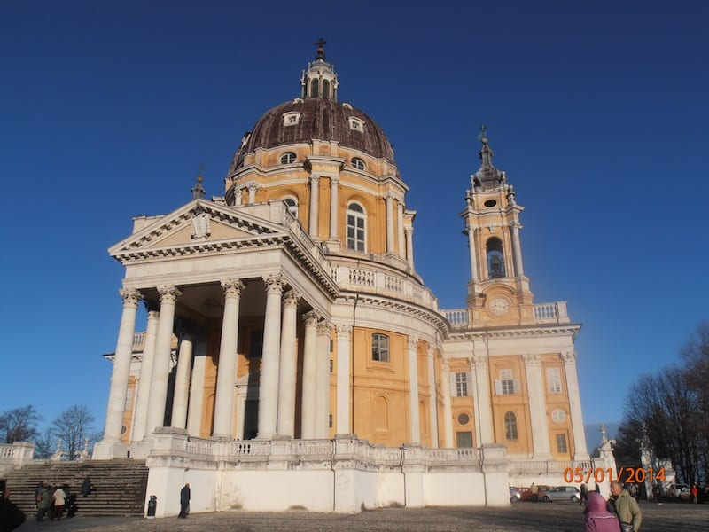 Basilica di Superga: per apprezzare una giornata di sole a Torino