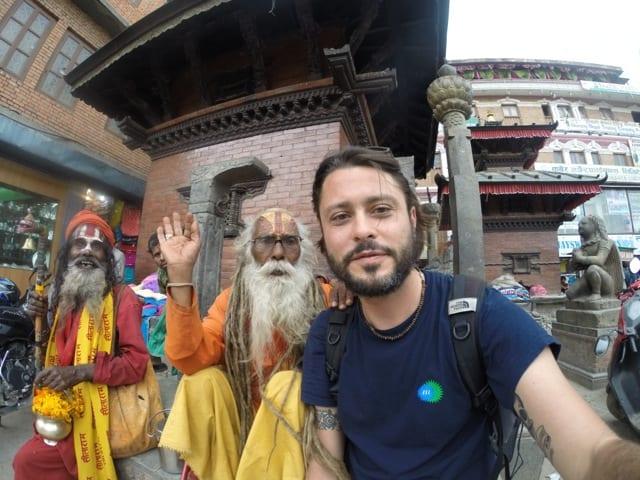 Trip therapy - Kathmandu
