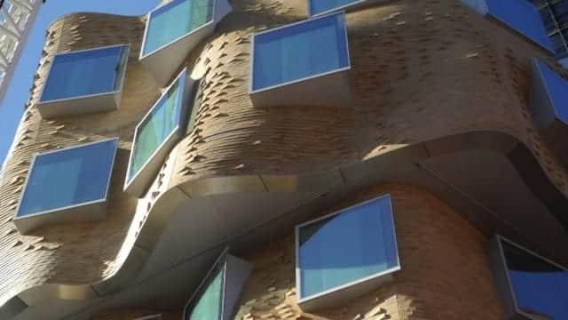 Perle di architettura il dr chau chak wing building a sydney for Nuova architettura in inghilterra