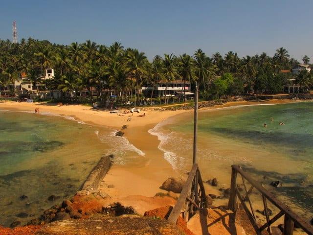 Le più belle spiagge dello Sri Lanka meridionale