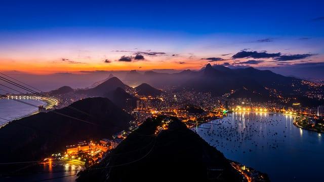 Il fascino elegante di Rio contro la bellezza rustica di Salvador