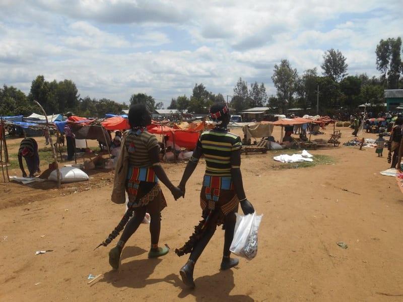 Nella Valle dell'Omo: viaggiando in punta di piedi in Etiopia