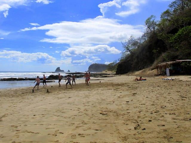 Diario delle stampelle vintage #5: le spiagge di San Juan del Sur