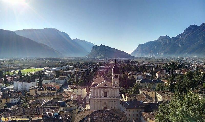 Riva del Garda -  Panorama dal Castello di Arco - Credits Patatofriendly (800x478)