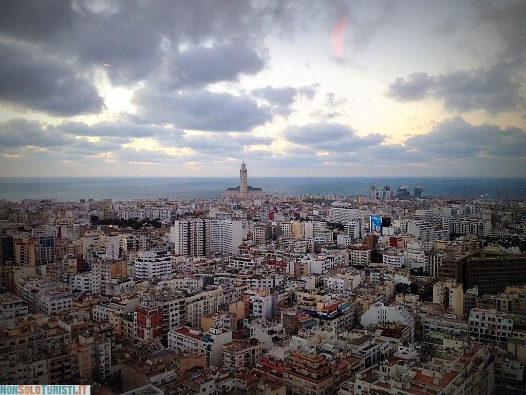 Sognando il marocco le metropoli le spiagge e marrakech - Marocco casablanca ...