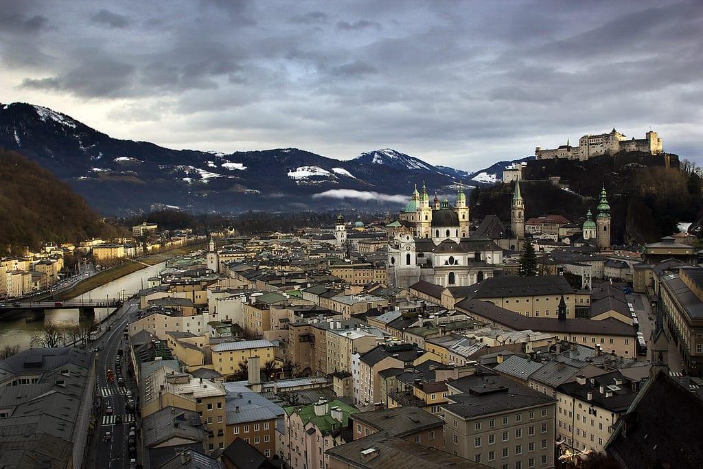 Best Restaurants In Salzburg