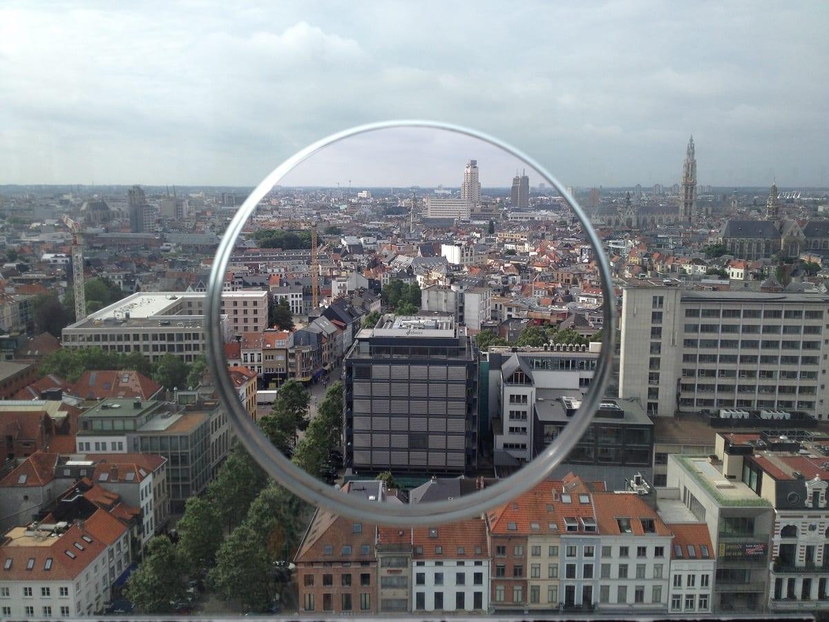 Storie di vita, moda ed architettura: Anversa