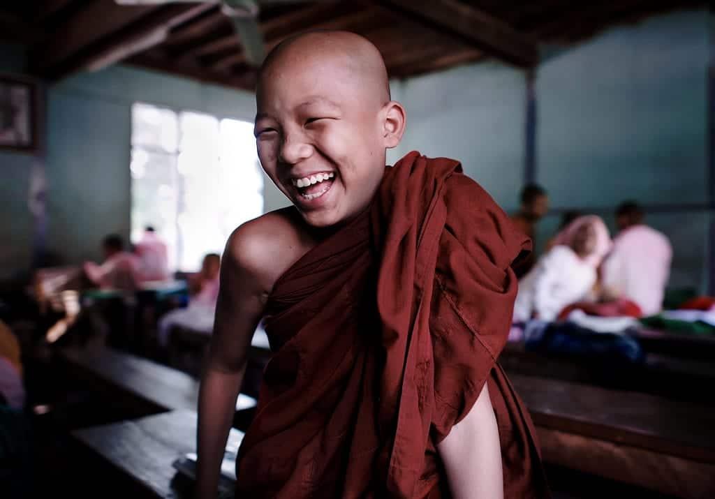 Perchè scegliere un viaggio in Myanmar? Perchè è il paese del sorriso