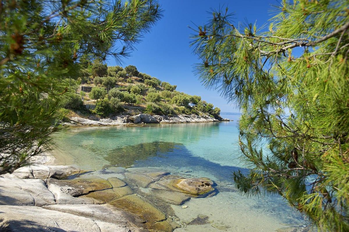 Halkidiki (Sithonia), Penisola Calcidica: viaggio in una Grecia inusuale