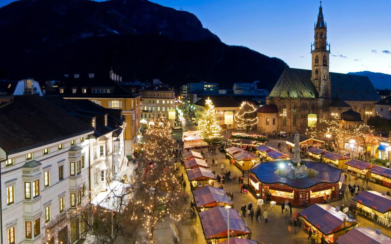 Mercatini di Natale 2016 in Trentino: tutte le info utili