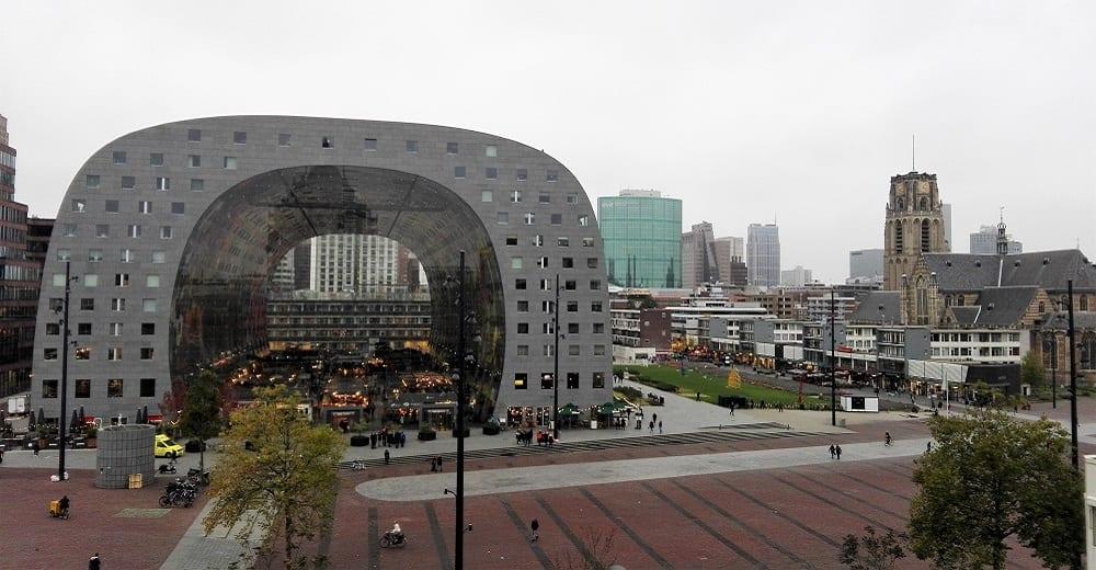 Rotterdam 5 buoni motivi per visitare la citt olandese for Architettura olandese